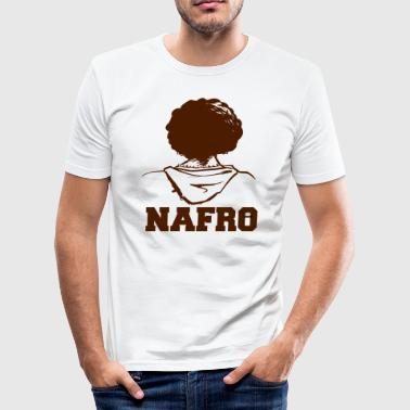 Nafro - Men's Slim Fit T-Shirt