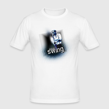 swing - Men's Slim Fit T-Shirt