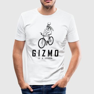 bycicle - Slim Fit T-skjorte for menn