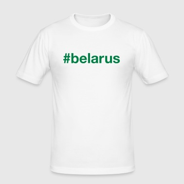 BELARUS - Men's Slim Fit T-Shirt