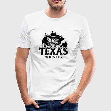 texas - Herre Slim Fit T-Shirt