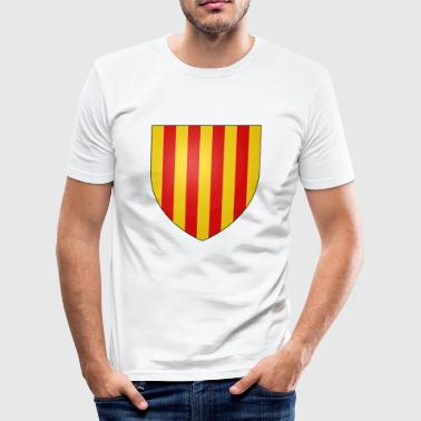 Catalonia - Slim Fit T-skjorte for menn