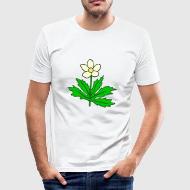 anemone - Men's Slim Fit T-Shirt