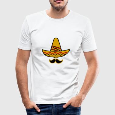 sombrero - Men's Slim Fit T-Shirt
