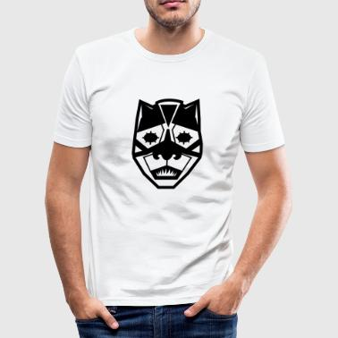 Black mask - Men's Slim Fit T-Shirt
