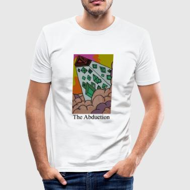 The Abduction - Männer Slim Fit T-Shirt