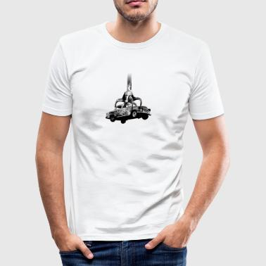 Den Junk Yard - Herre Slim Fit T-Shirt
