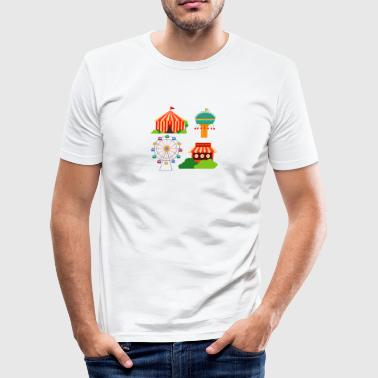 kermis - slim fit T-shirt