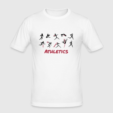 Athletics, Track and Field - slim fit T-shirt