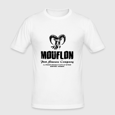 Mouflon - Mufflon - Männer Slim Fit T-Shirt