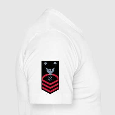 Master Chief Petty Officer MCPO, US Navy - Männer Slim Fit T-Shirt