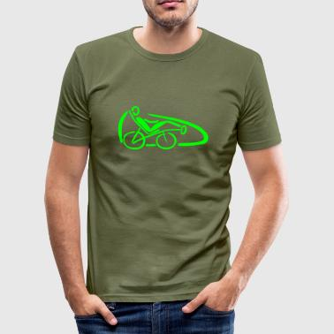 Velomobil - Männer Slim Fit T-Shirt
