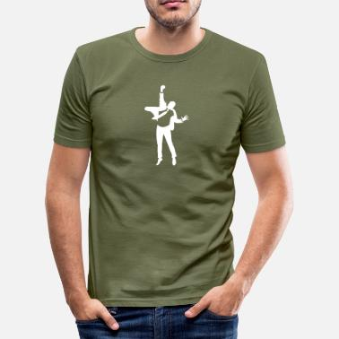 Kostuum Manager Een Jumping Manager - slim fit T-shirt