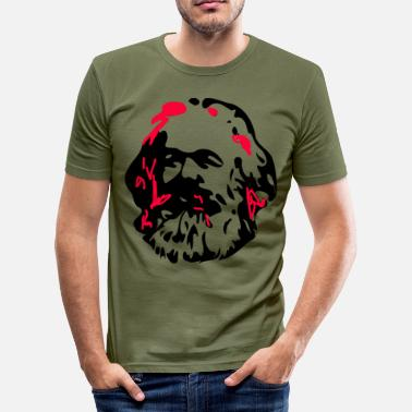 Marx Marx - Herre Slim Fit T-Shirt
