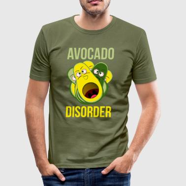 Disorder Avocado disorder - Men's Slim Fit T-Shirt