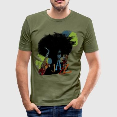 Jazz - slim fit T-shirt