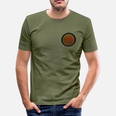 cg snipie logo - slim fit T-shirt
