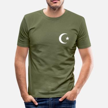 Mohammad islam - T-shirt près du corps Homme