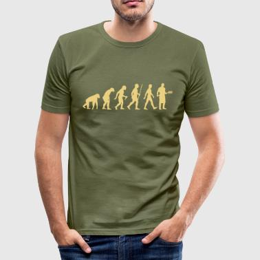 Evolution Gärtner Evolution Gärtner - Männer Slim Fit T-Shirt