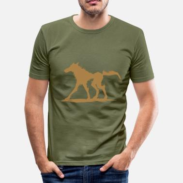 Chaperone Wolf - Men's Slim Fit T-Shirt