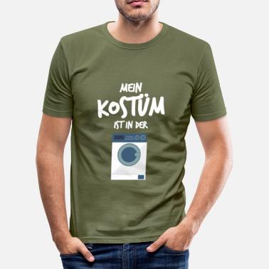 Kostuum Mijn kostuum is in de was - slim fit T-shirt