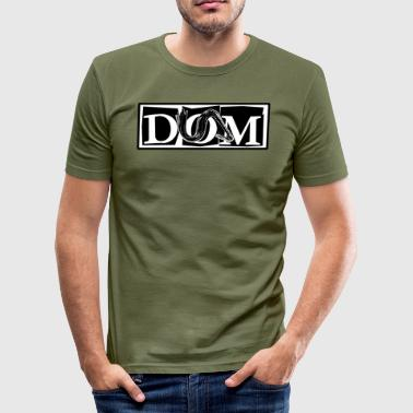 Dom Dom - Männer Slim Fit T-Shirt