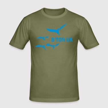 Seagulls Brighton - Men's Slim Fit T-Shirt