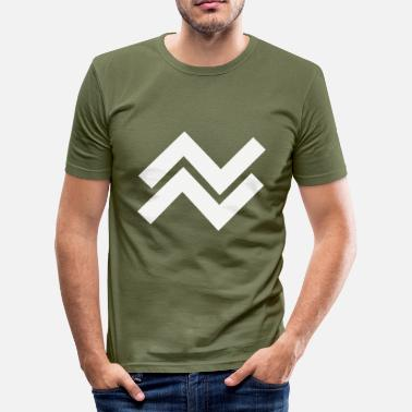 New Wave New Wave - Men's Slim Fit T-Shirt