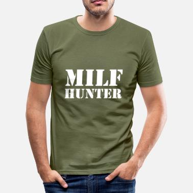 Milf Hunter Milf Hunter - Camiseta ajustada hombre