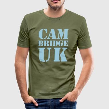 Cambridge UK - Men's Slim Fit T-Shirt