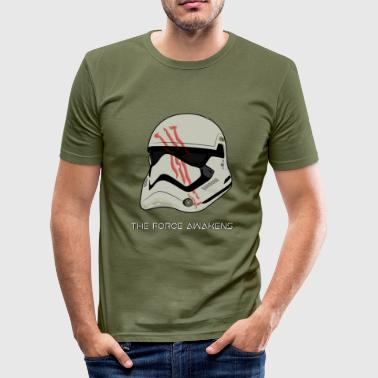 The Force Awakens Stormtrooper - slim fit T-shirt