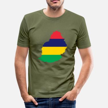 Mauritius mauritius collection - Men's Slim Fit T-Shirt