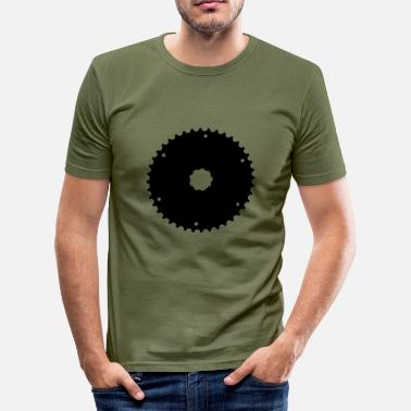 Gear gear - Herre Slim Fit T-Shirt