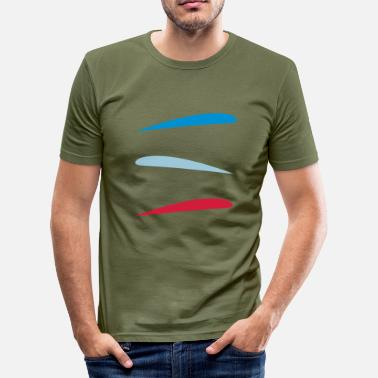 Minimum minimum vleugels - slim fit T-shirt