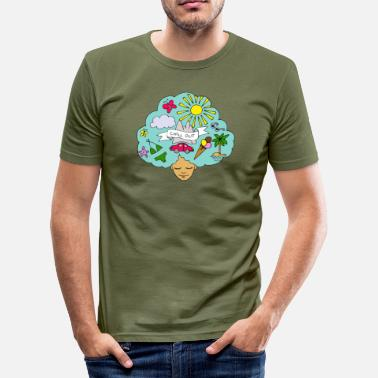 Sports De zomer is hier! - slim fit T-shirt