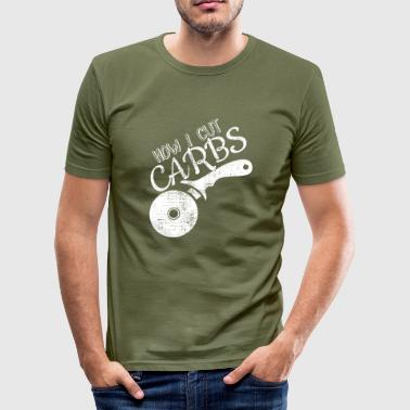 Carbohydrates carbohydrates - Men's Slim Fit T-Shirt