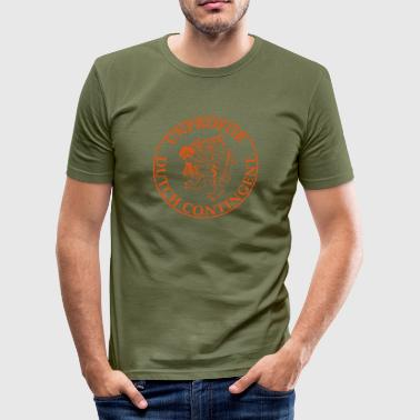 UNPROFOR Dutch Contingent/closed - slim fit T-shirt