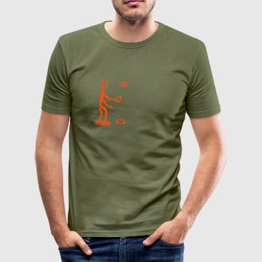 Geocaching (nl) - slim fit T-shirt