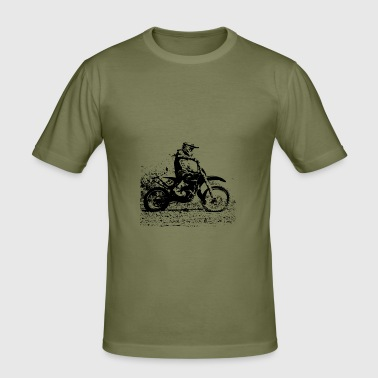 enduro - Men's Slim Fit T-Shirt