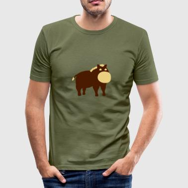 Bull - Herre Slim Fit T-Shirt