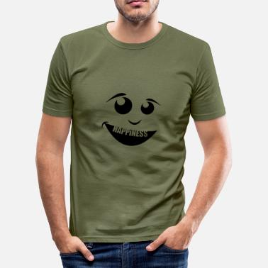 Happiness Happiness - slim fit T-shirt