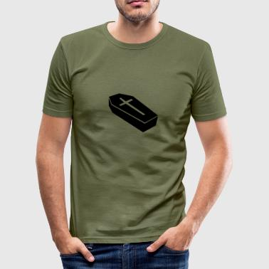 Sarg - Männer Slim Fit T-Shirt
