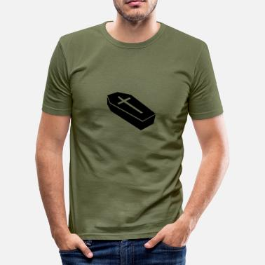 Sarg Sarg - Männer Slim Fit T-Shirt