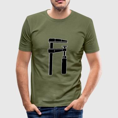 Clamp CLAMPING FORCE 2 - Men's Slim Fit T-Shirt
