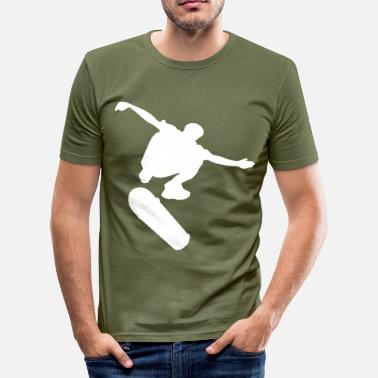 Skateboard skateboard - slim fit T-shirt
