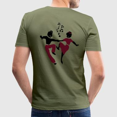 Dance by Patjila - slim fit T-shirt