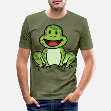 Grenouille Grenouille grenouilles grenouille prince grenouille - T-shirt moulant Homme