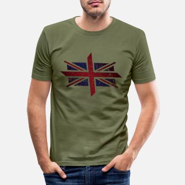 Angleterre Angleterre - T-shirt moulant Homme