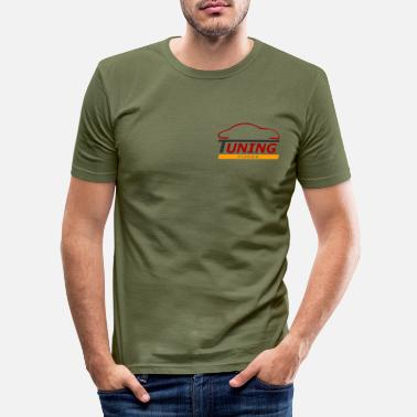 Tuning tuning - T-shirt moulant Homme