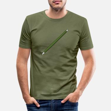 Pens pen - Men's Slim Fit T-Shirt